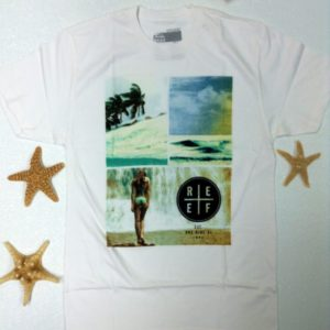 REEF Men Surf brand tees Item # 201438