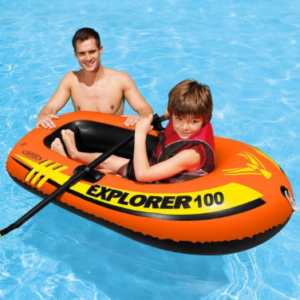 Inflatable Boat | Beach Raft | Pool Accessory