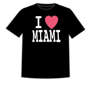 Love Miami Shirt