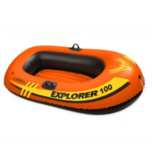 Inflatable 1 Person Boat Beach Toys for Kids