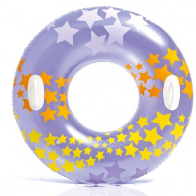 Star Print Float