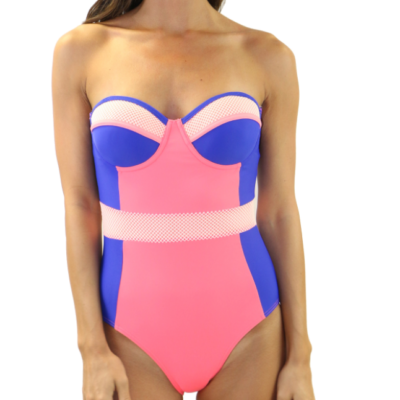 Balconette One Piece Surfside