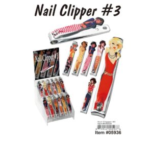 Women Shaped Nail Clippers
