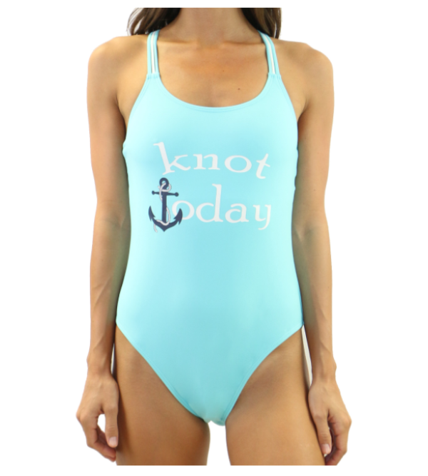 Blue Knot Today One Piece