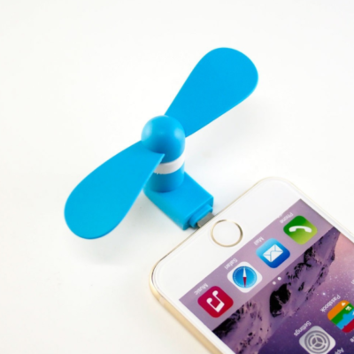 Cell Phone Fan