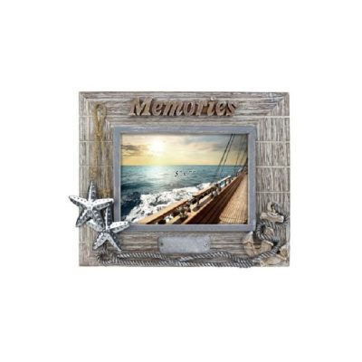 Wooden Memories Picture Frame