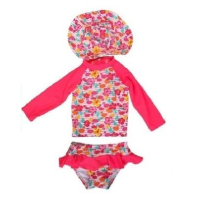 Toddler Girl's Swimwear