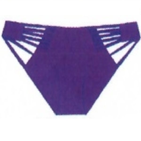 Strappy Front/Back Bottom Grape