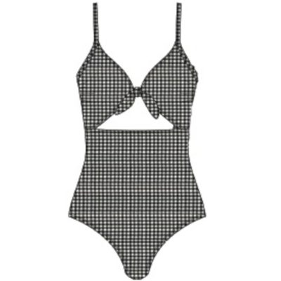 Gingham Vibe One Piece