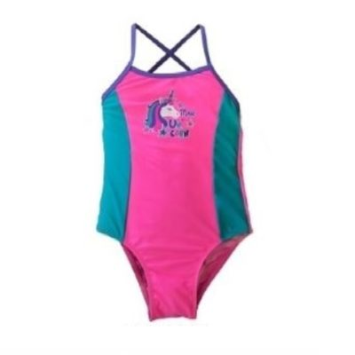 Toddler One Piece Fuchsia K667-T