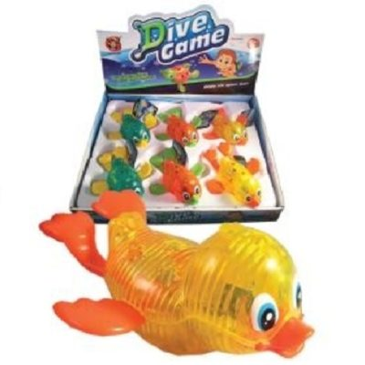 "6"" Dive Light Up Duck"