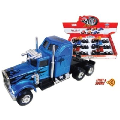 "6"" Truck Cab with Lights and Sounds"