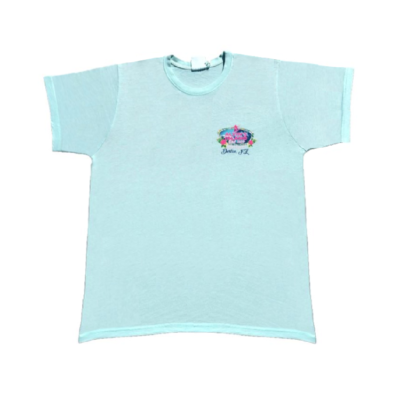 Alvin's Island Destin Surf Shop Mint Shirt